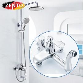 Bộ sen cây tắm nóng lạnh Zento ZT-ZS8086 (new)