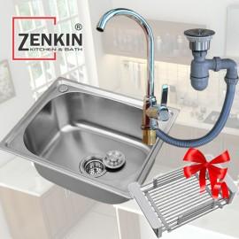 Combo 3 thiết bị nhà bếp ZK802