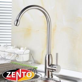 Vòi rửa bát nóng lạnh inox304 Zento SUS5577