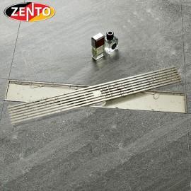 Thoát sàn chống mùi S-line ZT580-60 Brushed (83x600mm)