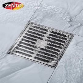 Thoát sàn chống mùi và côn trùng Zento ZT589 (120x120mm)