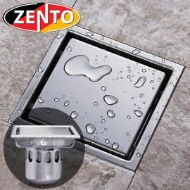 Thoát sàn chống mùi, côn trùng Inox304 Zento ZT556-2U (110x110)
