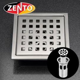 Thoát sàn chống mùi inox Square Zento ZT654 (150x150)