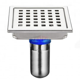 Thoát sàn chống mùi inox Square Zento ZT656 (110x110)