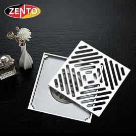 Thoát sàn chống mùi và côn trùng Zento ZT678 (150x150mm)