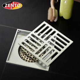 Thoát sàn chống mùi và côn trùng Zento ZT572 (120x120mm)