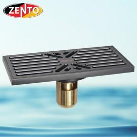 Thoát sàn chống mùi và côn trùng Z-line Zento ZT597-1B (100x200mm)