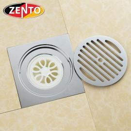 Phễu thoát sàn chống mùi Zento ZT539-1L (150x150mm)