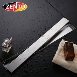 Thoát sàn chống mùi inox Zento ZT653-58 (80x580mm)