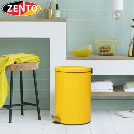 Thùng rác inox đạp chân Yellow 20L HC1250-20