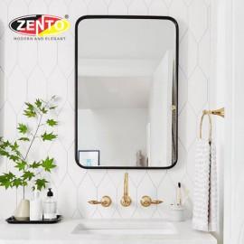 Gương chữ nhật khung kim loại sơn tĩnh điện LE905