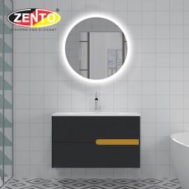 Bộ tủ, chậu âm, bàn đá, gương Lavabo ZT-LV8951