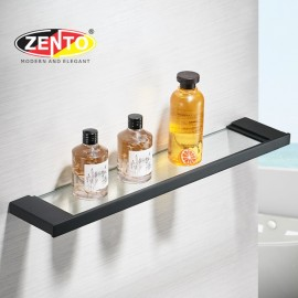 Kệ gương phòng tắm inox304 Black series HC6810-535
