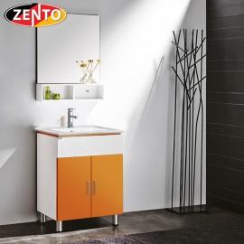 Bộ tủ, chậu, kệ gương Lavabo zento ZT-LV111-1E