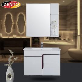 Bộ tủ, chậu, kệ gương Lavabo  ZT-LV993-E