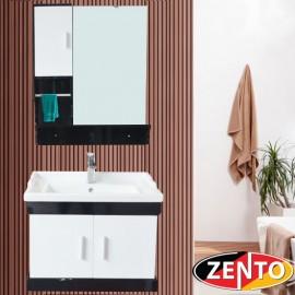 Bộ tủ, chậu, kệ gương Lavabo ZT-LV123