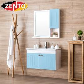 Bộ tủ, chậu, kệ gương Lavabo  ZT-LV896