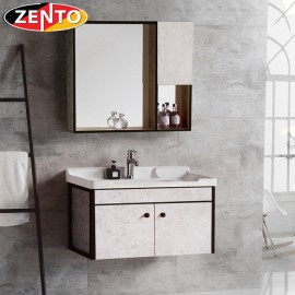 Bộ tủ, chậu, kệ gương Lavabo ZT-LV3009