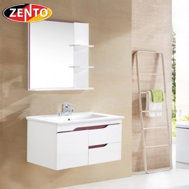 Bộ tủ, chậu, kệ gương Lavabo  ZT-LV895-1E
