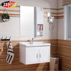 Bộ tủ, chậu, kệ gương Lavabo ZT-LV888
