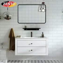 Bộ tủ, chậu, kệ gương Lavabo  ZT-LV8920E