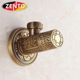 Van khóa, giảm áp lực nước giả cổ Zento ZT989