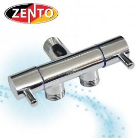 Van khóa, giảm áp 2in1 Zento ZT982