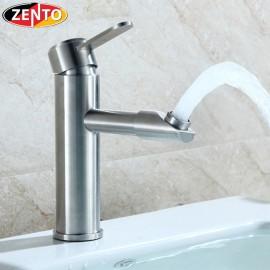 Vòi chậu lavabo nóng lạnh inox304 SUS3311-2