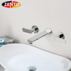 Vòi lavabo nóng lạnh âm tường ZT2666