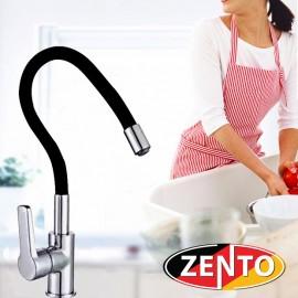 Vòi rửa bát nóng lạnh thân mềm Zento ZT2088