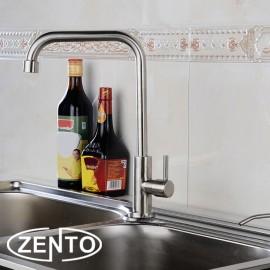 Vòi rửa bát đơn inox304 Zento SUS4632