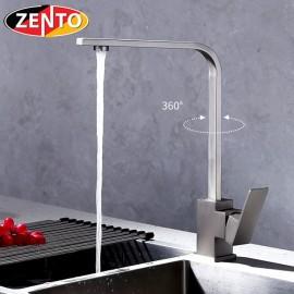 Vòi rửa bát nóng lạnh inox304 SUS5580-1