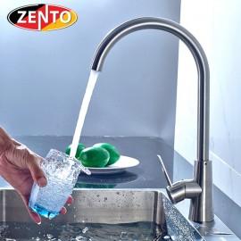 Vòi rửa bát nóng lạnh inox Zento SUS5581-3