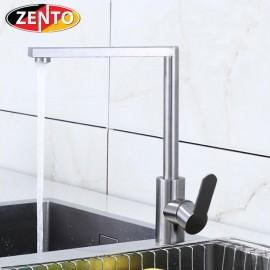Vòi rửa bát nóng lạnh inox304 Zento SUS5585