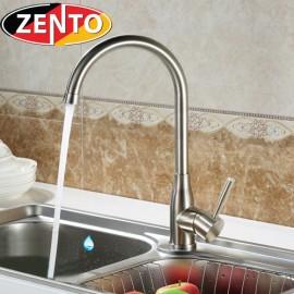 Vòi rửa bát nóng lạnh inox304 Zento SUS5584