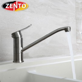 Vòi rửa bát nóng lạnh inox 304 Zento SUS2101-1