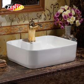 Chậu lavabo đặt bàn LV1091A (410x405x150)