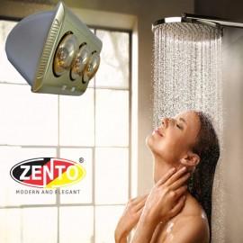 Đèn sưởi nhà tắm 3 bóng Zento ZT3-J Gold