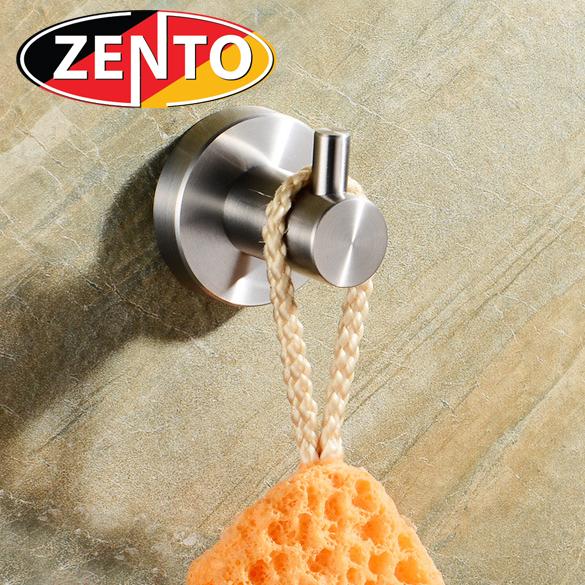 Móc treo đồ phòng tắm inox304 zento HC0284
