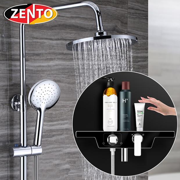 Bộ sen cây nóng lạnh Luxury Shower ZT8701-Black