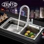 Vòi rửa bát nóng lạnh cao cấp Zento-ZT2015