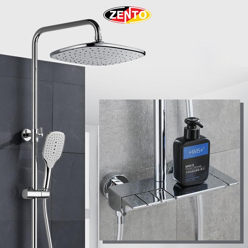 Bộ sen cây nóng lạnh Luxury Shower ZT8711-New