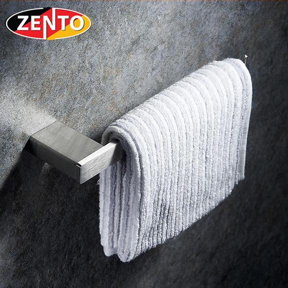 Thanh treo khăn đơn inox304 Majesty series Zento HC4806-1