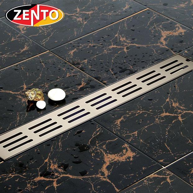 Thoát sàn inox304 Zento ZT551-70 (100x700mm)