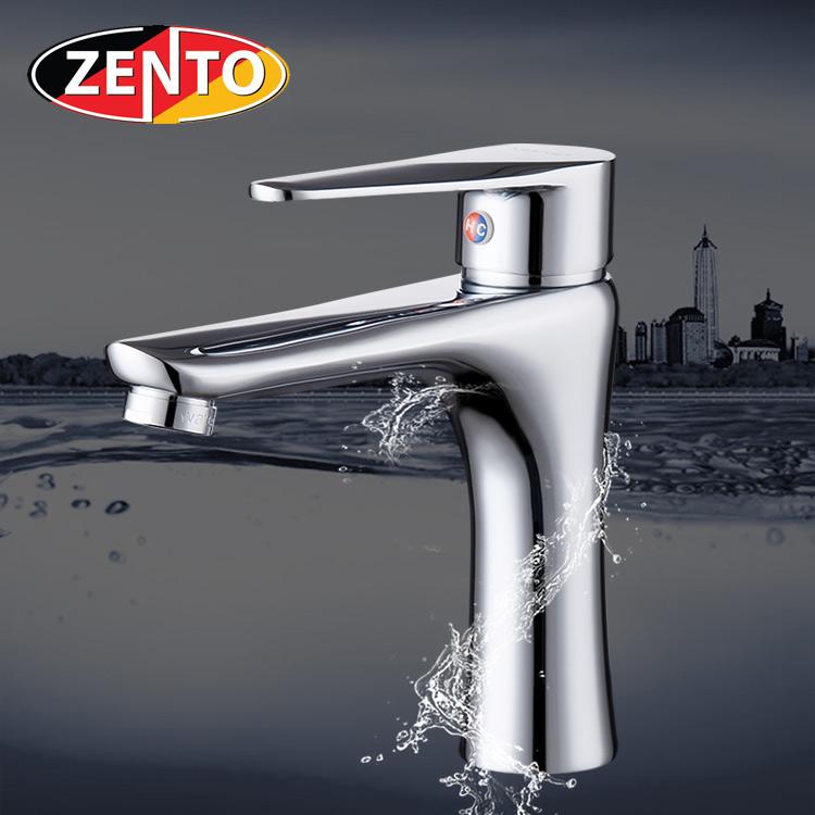 Vòi chậu lavabo nóng lạnh Zento ZT2027
