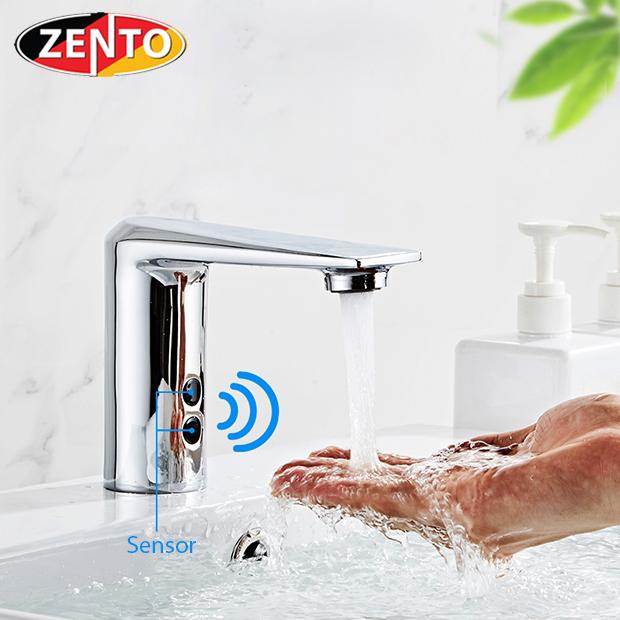 Vòi lavabo cảm ứng Automatic Faucet ZT-AF2802-Polished