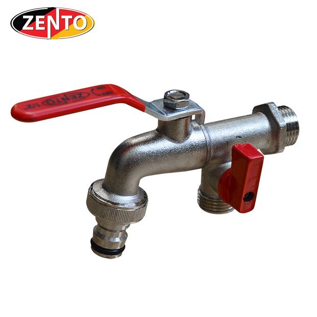 Vòi xả lạnh đa năng 2 đầu Zento ZT726